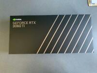 Nvidia GeForce RTX 3060 Ti FE founders edition