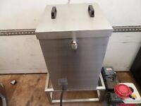 Ham boiler clarifier on stand oil filled large size