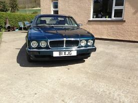 Classic jaguar XJG 1994 no rust 10 left in uk
