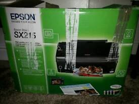 Epson colour printer/scanner/copier