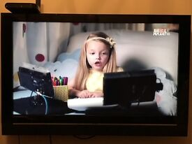 "40"" LCD HD TV"