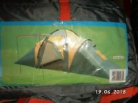 Tent, Tunnel tent 6 x person