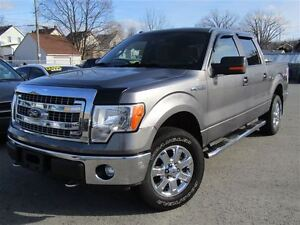 2014 Ford F-150 XLT, XTR Package, 4X4