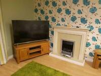 Available quality oak furniture room to let