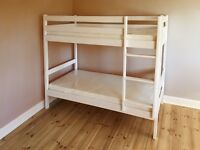 Brand new bunk beds bargain