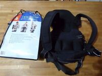 Bruin 3 Way Baby Carrier - from birth 3.5-15kg
