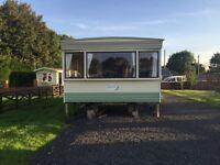 for sale static caravan cosalt Capri super 2000 6 berth