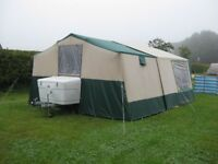 Cabanon Discovery Trailer Tent, excellent condition
