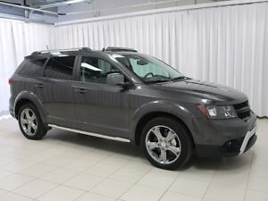 2017 Dodge Journey AT LAST, THE PERFECT CAR FOR YOU!! CROSSROAD