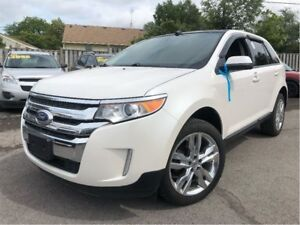 2013 Ford Edge SEL NAVIGATION LEATHER MOONROOF