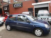 RENAULT CLIO - £275 - MUST GO TODAY - PERFECT RUNNER -NOT AUDI -GOLF - BMW -QUICK SALE AS NO SPACE