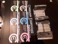 2× Full set of 6 Ink cartridges ET0801-806