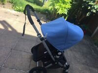 Bugaboo cameleon 2 with accessories