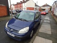 FOR SALE RENAULT SCENIC EXPRESSION DCI 1900 DCI