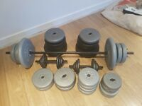 Mixture of weights for sale