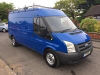 2007 ford transit T350 LWB . 2.2tdci ✅ 11 months mot ✅ only 77k miles from new. Great driver