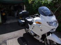 2004 BMW R1150RT for sale