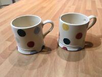 Emma Bridgewater Polka Dot Espresso Cups