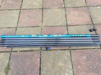 Maver Blue Vega 11m Pole