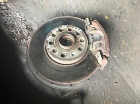 06 AUDI A3 2.0 TDI ALL FRONT AND BACK HUB AVALIABLE EACH £40