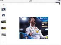 PS4 Slim Console (Black) 1TB FIFA18 BNIB