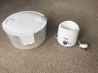 Tommee Tippee Microwave Steriliser & Bottle Warmer