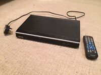 Upscaling Dvd player with remote