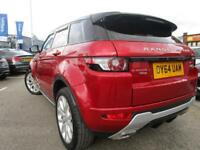 Land Rover Range Rover Evoque SD4 DYNAMIC LUX (red) 2014-09-18