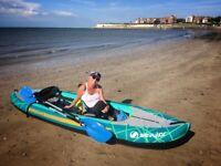 Inflatable Canoe Sevylor Alameda