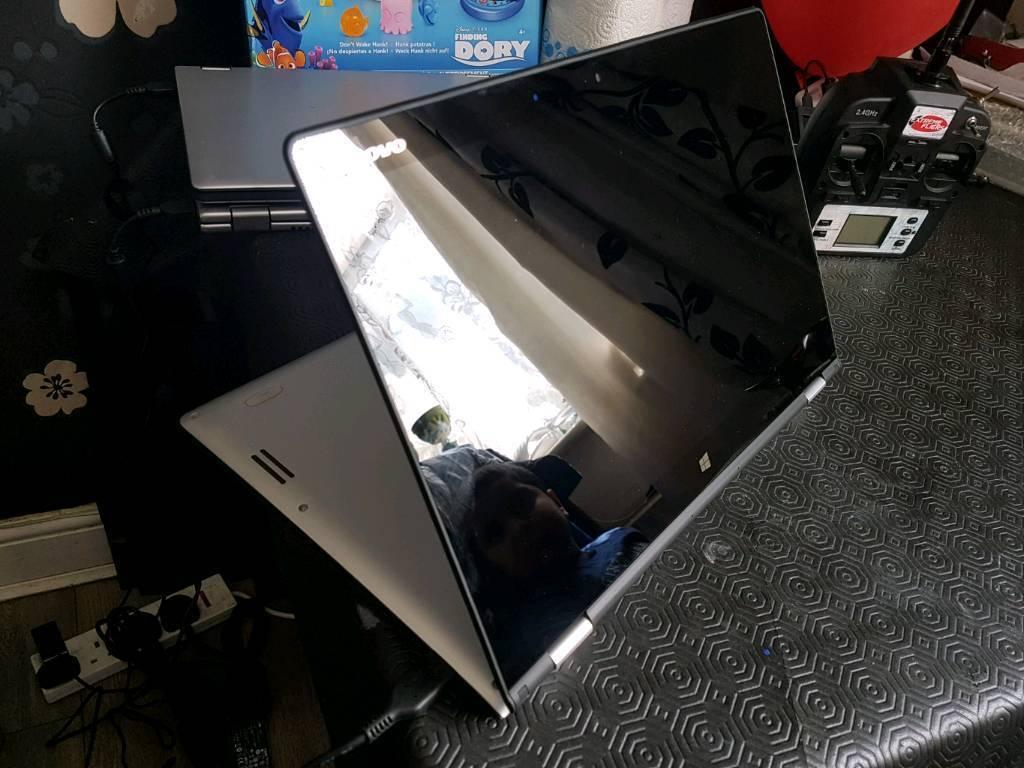 "Lenovo Yoga 3 ultrabook slimmest laptop 13.3"" Touchscreen Core i5"