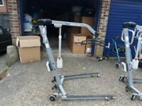 Mobility electric bed hoist