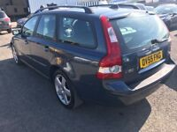 2005 Volvo V50 2.0D SE DIESEL Estate - Full Service History (14 Stamps) 1 Previous Owner -E/Leathers