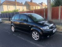 Audi A2 1.4 se Manual . 11 month MOT and just serviced . 1 key . Hpi clear . Drives ok