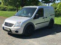 *CHEAP NO VAT* TRANSIT CONNECT TREND AIR CON LIMITED PARKING SENSORS SWB BLUETOOTH T200 SILVER 2009