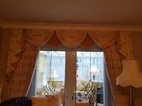 Designer Curtains (Rennie Mackintosh)