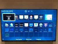 """Samsung 55"""" HD 3D Smart TV"""