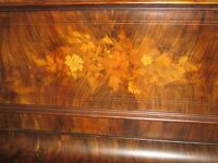 BERNARD BROCK UPRIGHT PIANO
