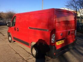 2008 08 FIAT DUCATO 2.2 HDI MULTIJET 30 PANEL VAN SWB GOOD CONDITION DRIVES WELL PX SWAPS