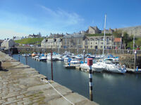 COMING SOON - Townhouse to rent overlooking Banff Marina