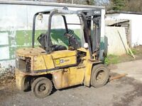 DOUBLE WHEEL FORK LIFT