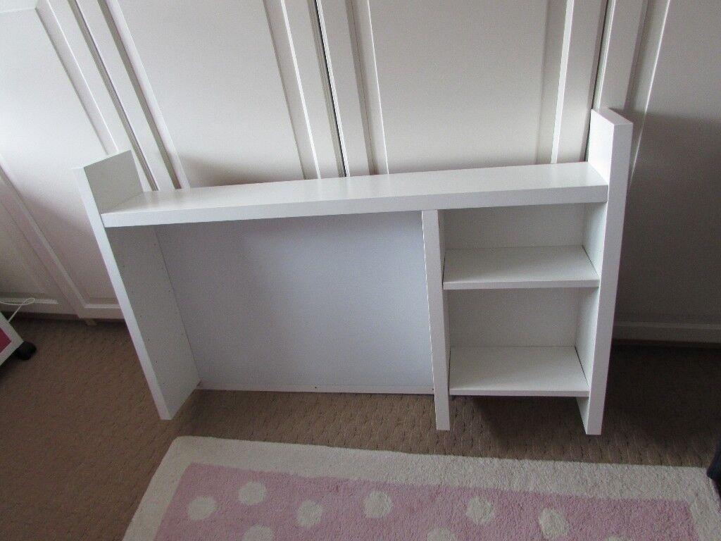 Ikea Micke White Desk Add On