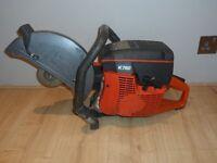 Husqvarna K760 Petrol Disc Cutter Saw