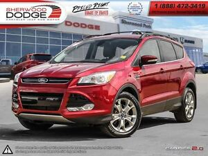 2013 Ford Escape SEL AWD|HEATED LEATHER| BLUETOOTH | NAV | ECOBO