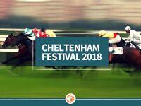 2 X Cheltenham Tickets 2018