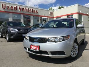 2013 Kia Forte LX PLUS - KEYLESS ENTRY / LEAT