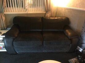Fabric Sofa - Still like new