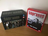 The Sopranos - Series 1-6 - Complete (DVD, 2009, 28-Disc Se) PLEASE Read...