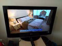 "32"" LG full hd ready 1080p LCD TV freeview inbuilt"