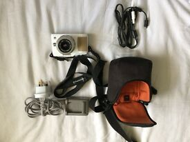 Olympus PEN E-PL2 12.3MP Digital Camera - White (Kit w/ 14-42mm Lens)