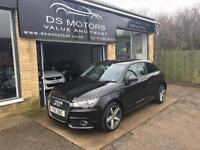 AUDI A1 TDI SPORT/FSH/OUTSTANDING CONDITION